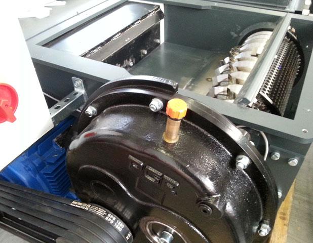 Getriebe SHARK 53